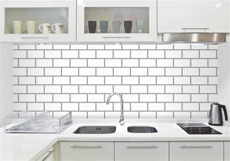 fine decor white ceramica subway tile wallpaper ceramica white subway tile effect wallpaper by fine decor