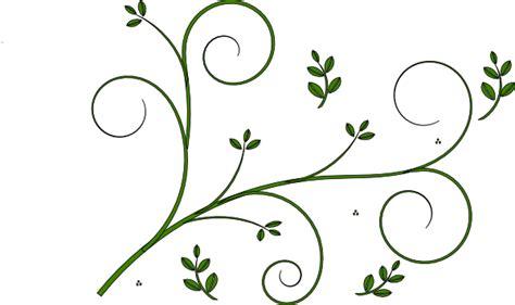 Jw Wallborder Sulur Daun Light Yellow vine design clip at clker vector clip