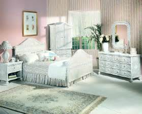 wonderful wicker bedroom furniture white wooden flooring