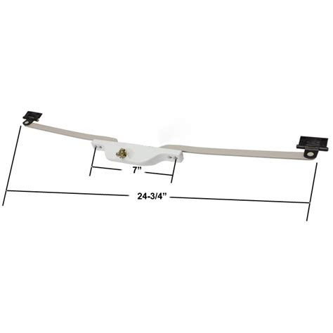 window awning hardware truth hardware 24 quot pivot shoe roto awning window operator
