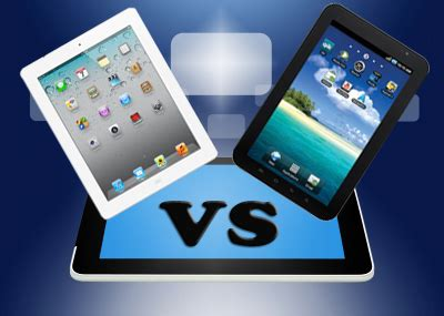tablet wars round 2: ipads vs android tablets