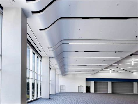 Acoustical Stretched Fabric Systems Stretch Ceiling Systems