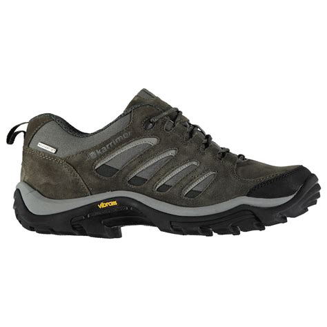 walking shoes karrimor karrimor aspen low mens walking shoes mens walking shoes