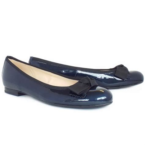 navy patent flat shoes kaiser uk idora navy patent flat shoes free uk