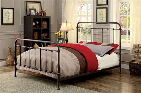 full size metal bed hton dark bronze full size metal bed frame