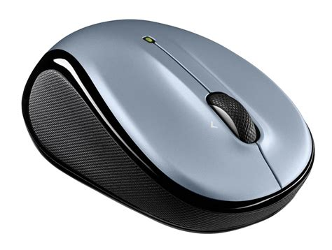 Mouse Wireless Logitech M325 logitech wireless mouse m325 with designed for web scrolling light silver american arza