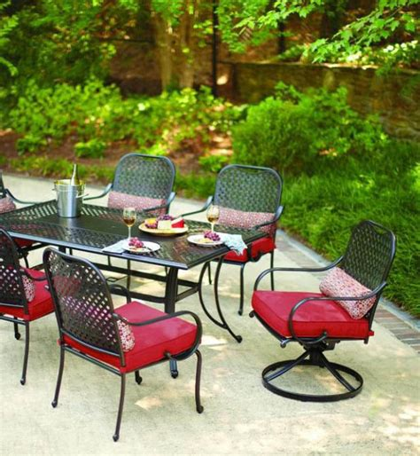 hton bay patio dining set hton bay patio dining set hton bay pembrey 7 patio