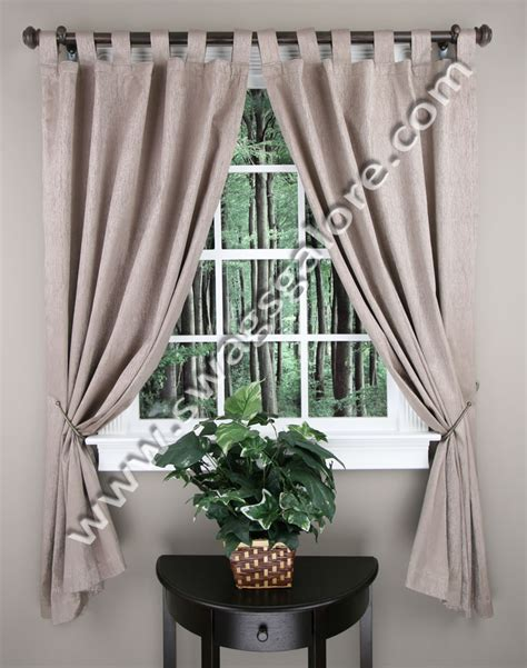 Navy And Taupe Curtains Insulated Tab Top Panel Navy Prince Contemporary