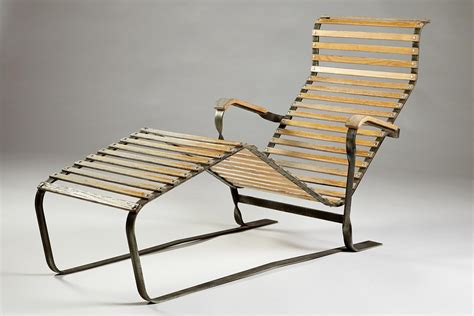 Chaise Marcel Breuer by Chaise Longue Designed By Marcel Breuer For Embru