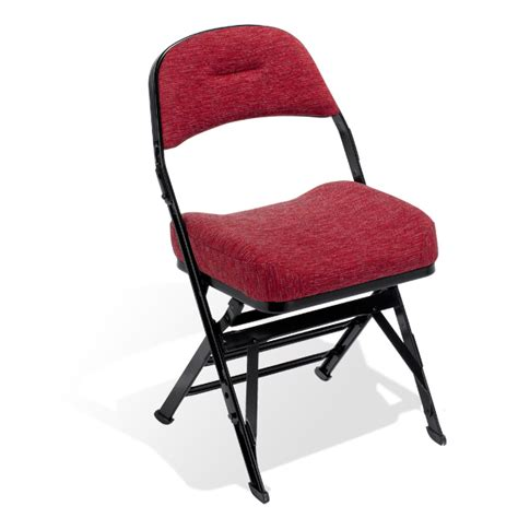 Folding Stools With Back by Uplift Contour Upholstered Seat And Back 4400c Chairs