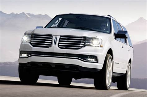 2016 lincoln navigator price review specs interior release