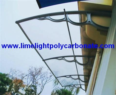 Umbrella Awning by Awning Canopy Polycarbonate Awning Door Canopy Window