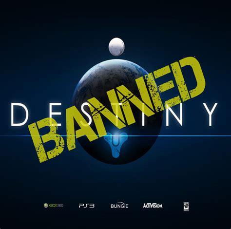 console modificate destiny scattano i primi ban per console modificate