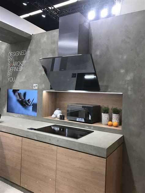 Concrete Countertop Backsplash by The Imperfect Of Concrete Countertops