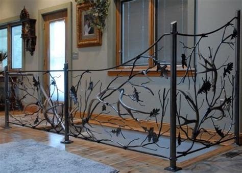 Custom Banisters by Yessy Gt Joe Robins Gt Custom Iron Metal Gt Custom Iron Railing