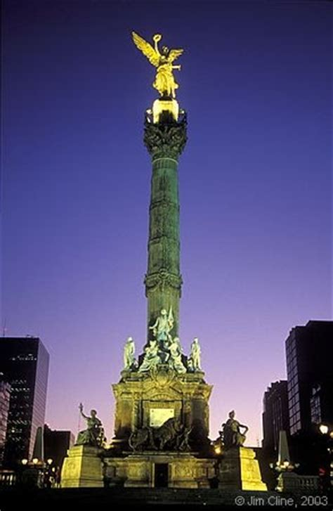 el angel the panoramio photo of el angel de la ciudad de mexico