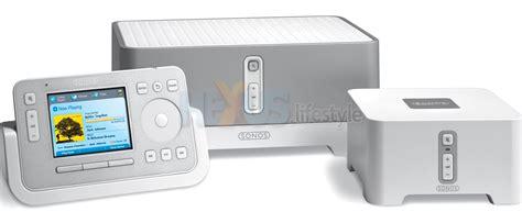 Sonos Announces Multi Room System For 699 sonos announces multi room for 163 699 audio visual