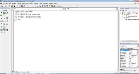 membuat database oracle dengan sqlplus koneksi database oracle dengan visual basic 6 0