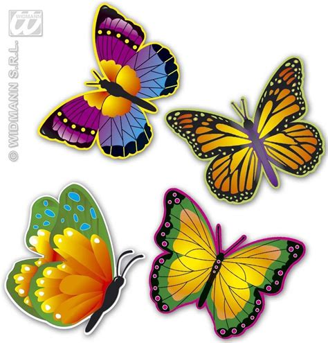 butterfly decorations for home buy neon butterfly decoration 4styles fancy dress