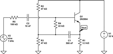 boost bootstrap capacitor transistors effect of bootstrapping in lifier circuit electrical engineering stack exchange