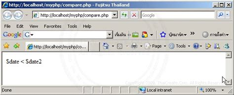 php date format timezone exle php compare date time
