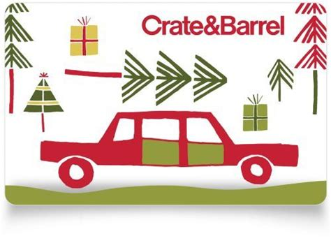 Crate Barrel Gift Card - crate and barrel gift card xmas list pinterest