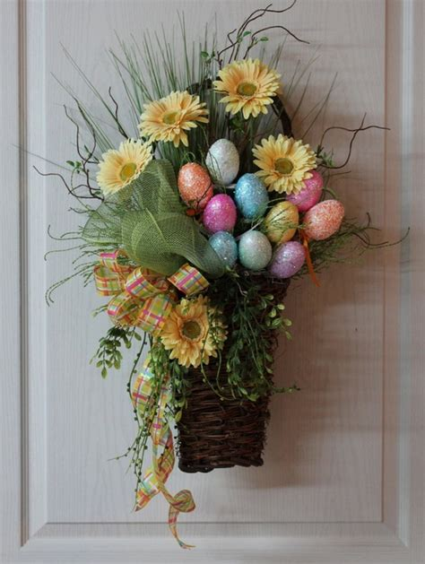 spring wreath ideas 10 easter wreath ideas deja vue designs