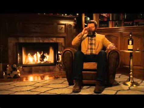 nick offerman youtube whiskey scotch whisky christmas with nick offerman youtube