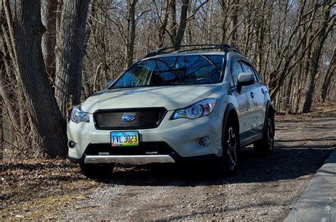 subaru crosstrek grill all black sport mesh grill on khaki crosstrek page 4