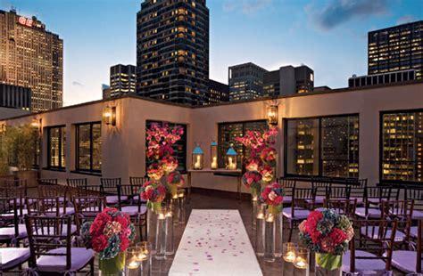 New York Wedding Guide   The Reception   Indoor Outdoor
