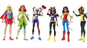 target dc comics team up for super hero girls