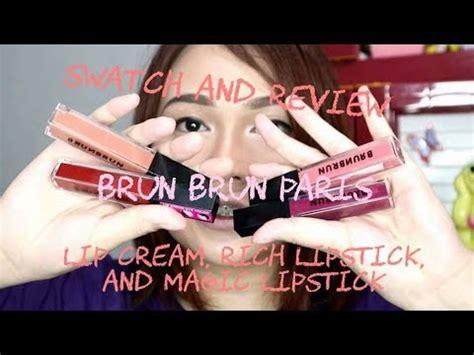 id brun brun matte lip rich lipstick magic