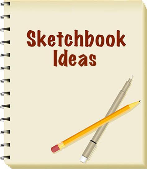sketchbook lessons ideas for sketchbooks