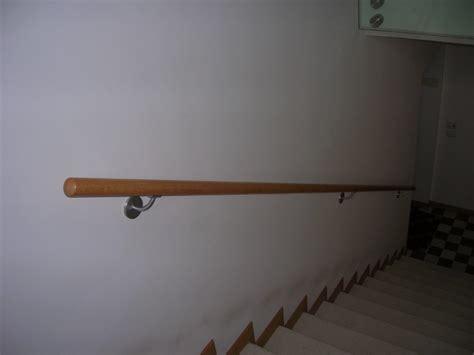 corrimano legno corrimano scale legno metallo acciaio inox