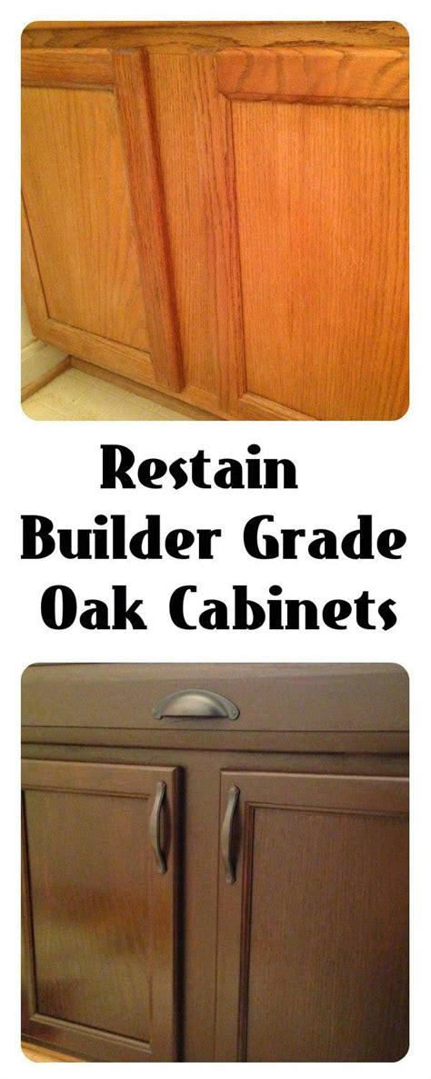 Can You Restain Kitchen Cabinets 1000 Ideas About Painted Oak Cabinets On Pinterest Cabinets Kitchen Cabinets And Black
