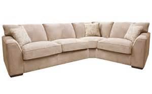 buoyant newark fawn fabric corner sofa only 163 999 99
