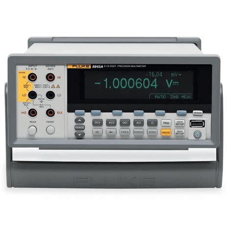 fluke bench multimeter fluke 6 5 digit precision bench multimeter 1000 rdg s 35