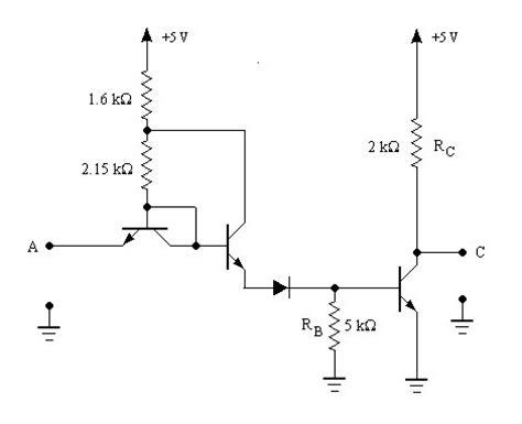 transistor resistor logic ttl transistor transistor logic time to live or through holidays oo