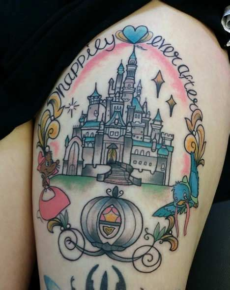disney world tattoo policy 33 exquisite disney castle designs tattooblend