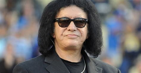Gene Simmons Gets by Gene Simmons Get Hijacked By The Black