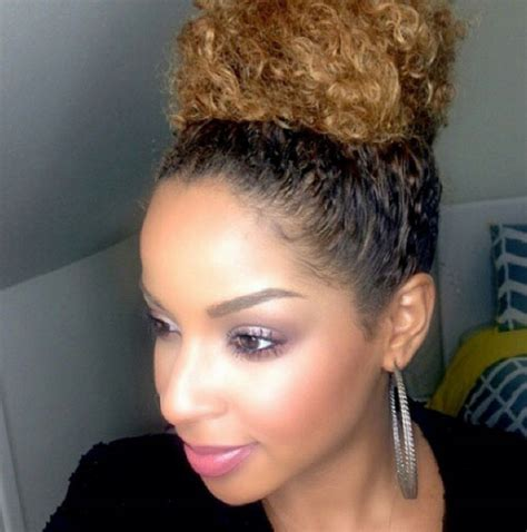 American Naturally Curly Hairstyles by Curly American Hairstyles