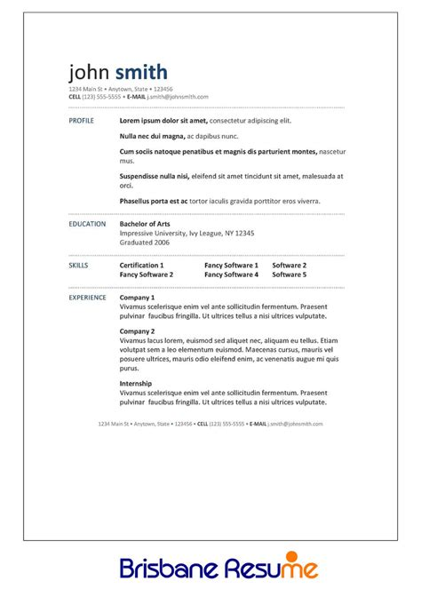resume writing brisbane professional resume and cover letter writing service
