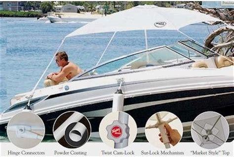 magma boat umbrella blue taylor made anchorshade iii sandie s galley more