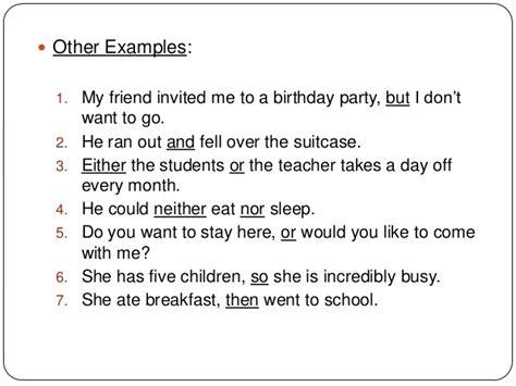 exle of syntax 12 syntax sentences