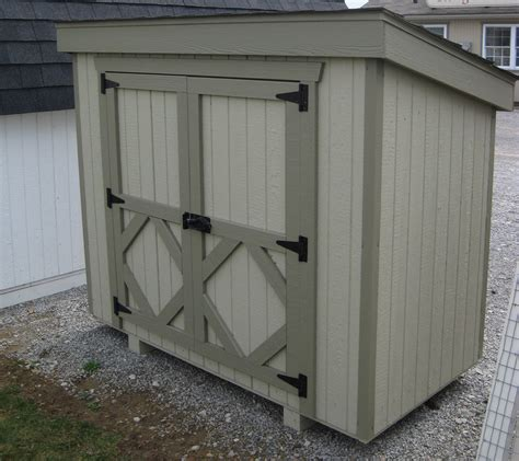 Outdoor Trash Can Shed by Outdoor Storage Shed Vinyl Indr