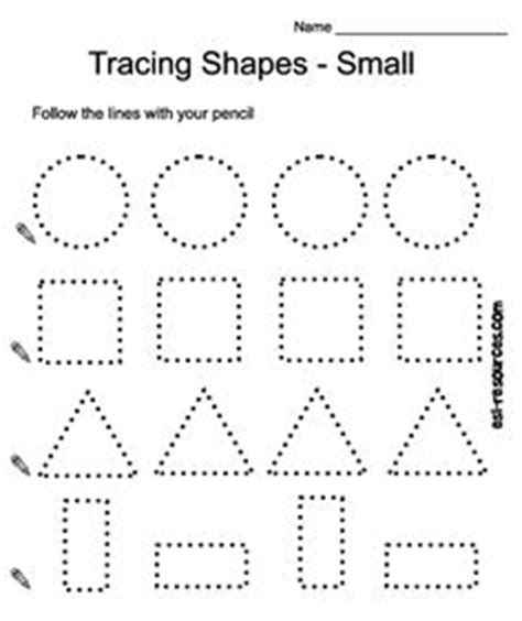 pattern formation worksheets 1000 images about tracing worksheets on pinterest