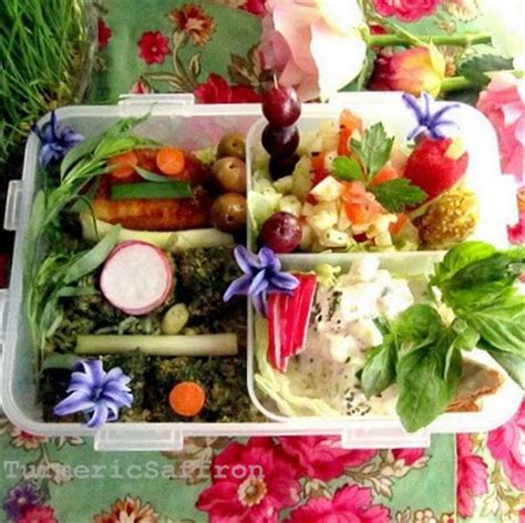 new year bento box turmeric saffron traditional new year dinner in a japanese style bento box