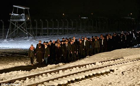 jewish leader riccardo pacifici trapped inside auschwitz on 70th anniversary of liberation