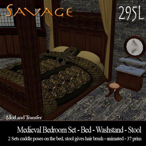 medieval bedroom set second life marketplace medieval bedroom set