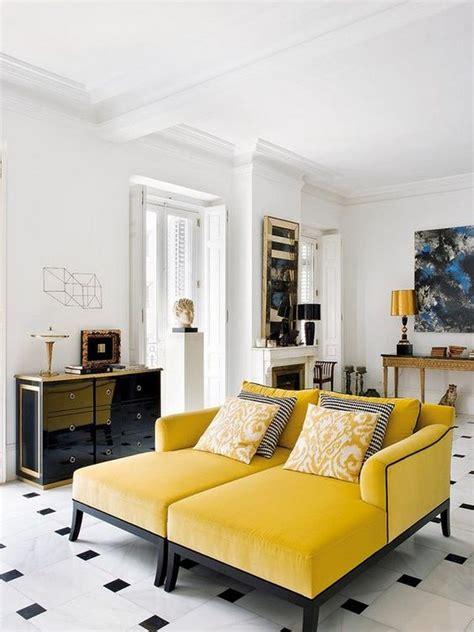 home decor yellow color trend sunny yellow home d 233 cor home decor ideas